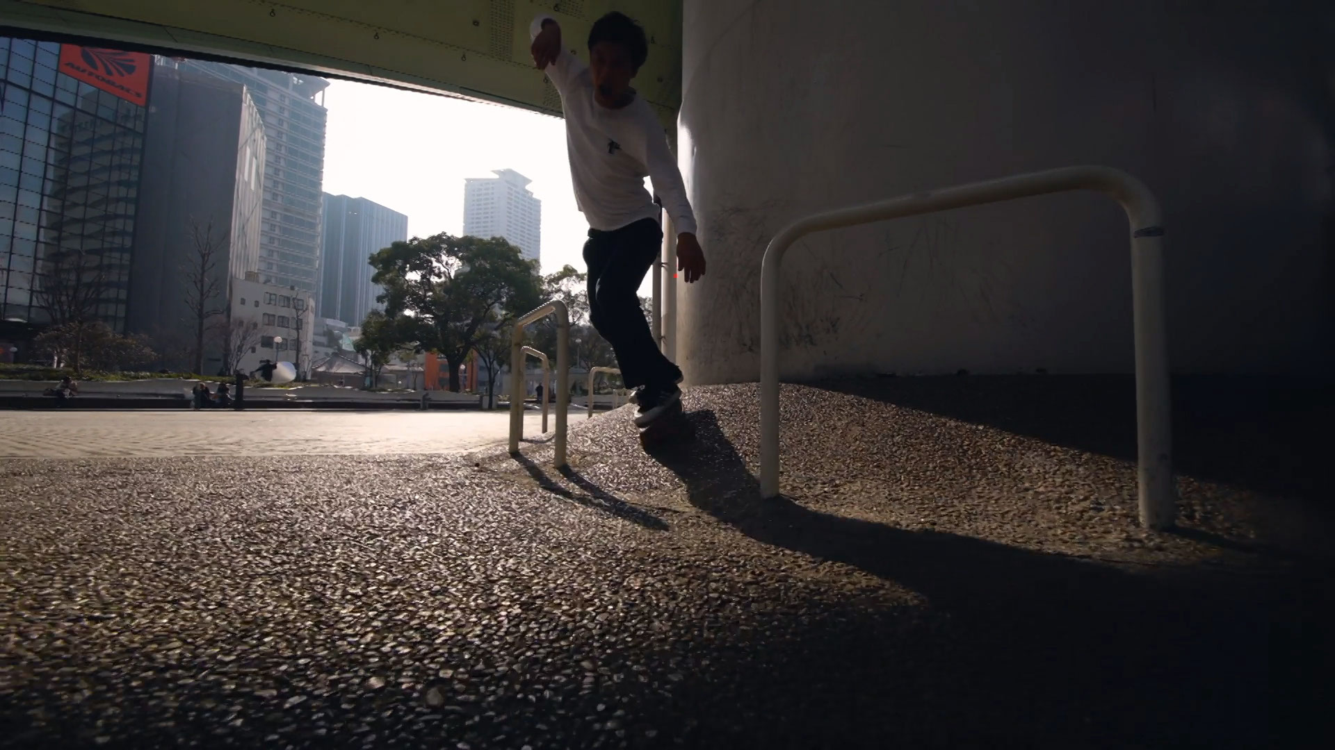 Christoph Gelep Osaka Power Japan Hyperlapse