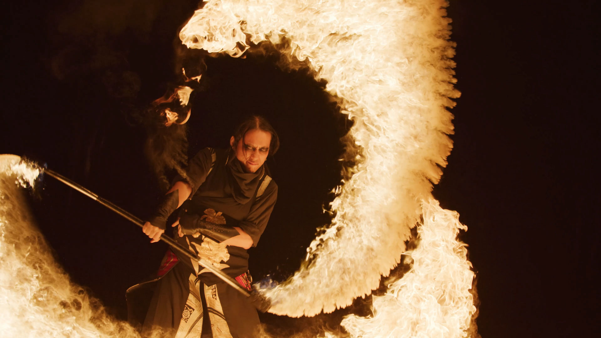 Fire Cinematography