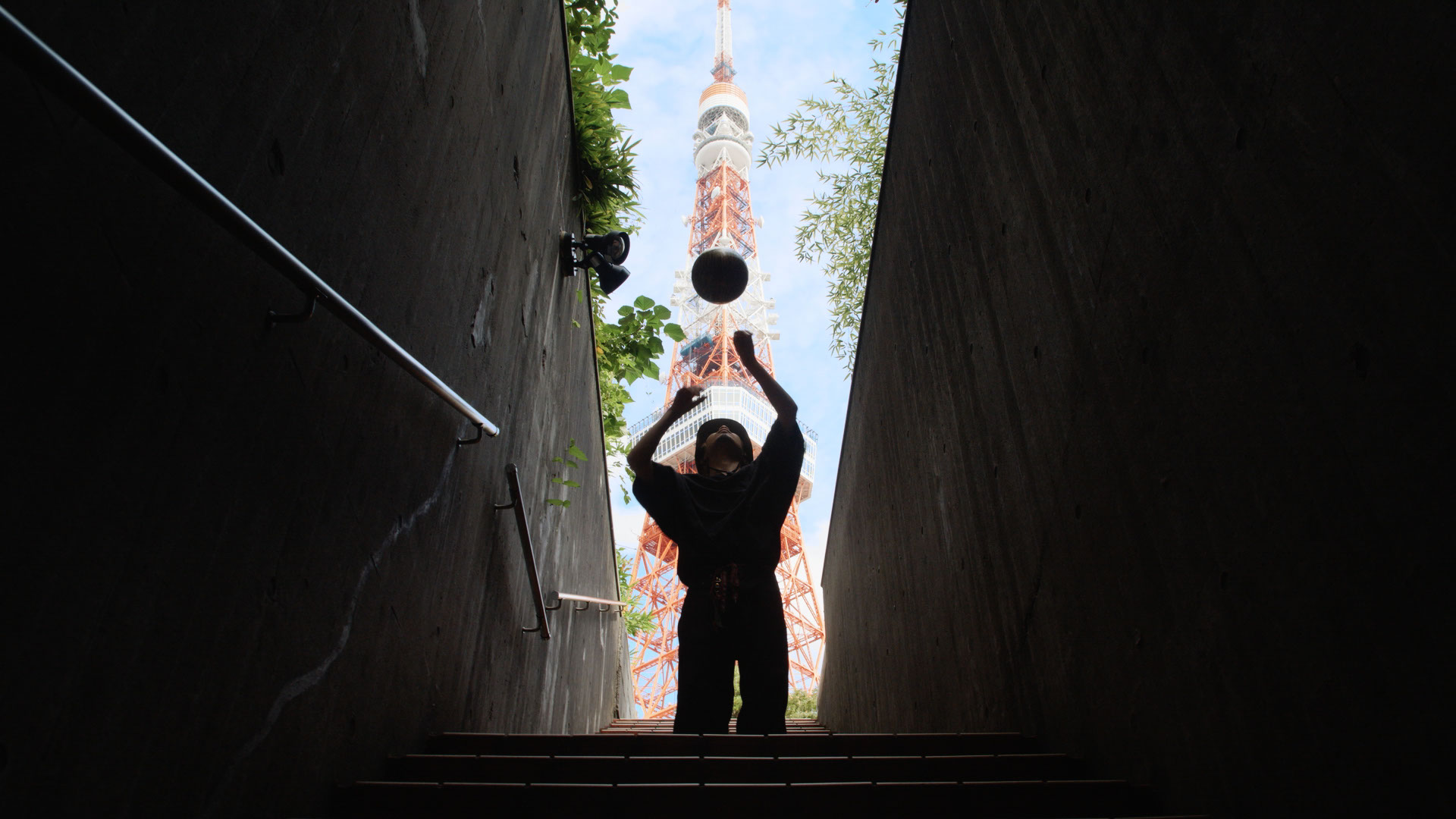 Basketball Cinematography in Japan